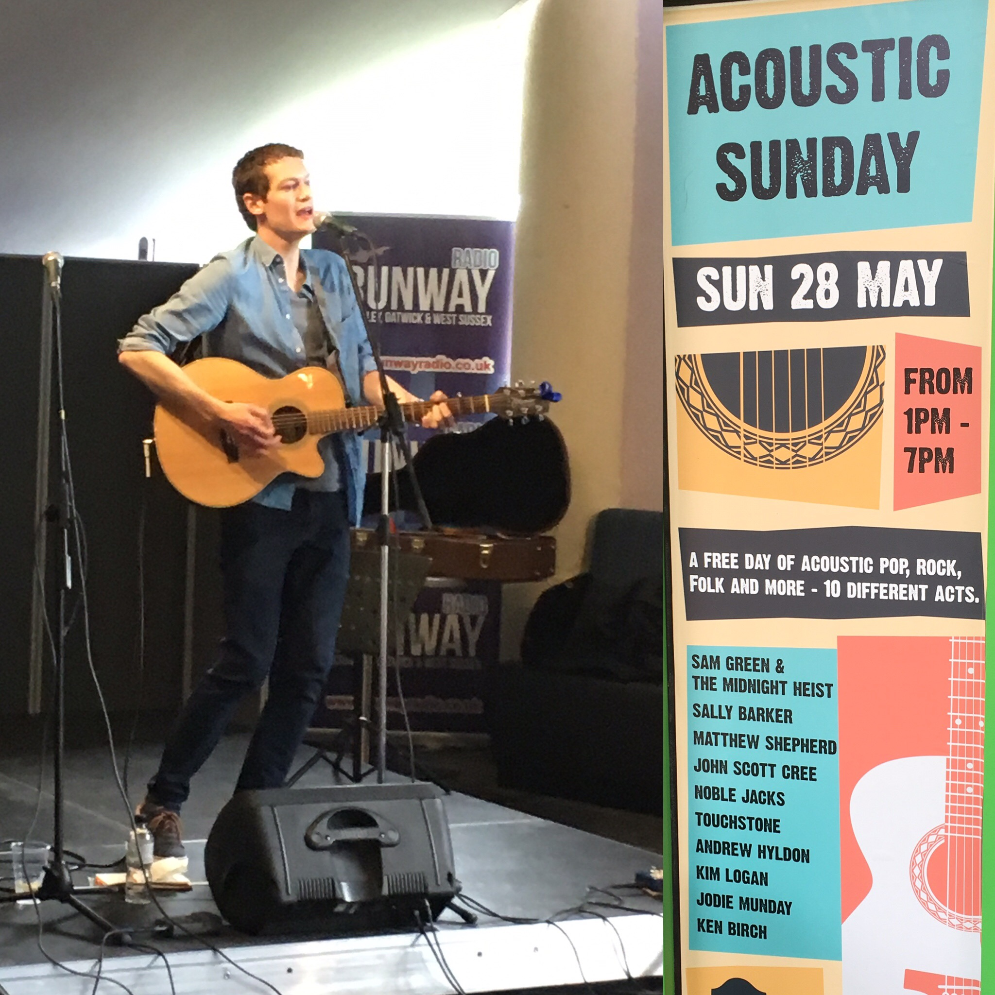 Acoustic Sunday 17